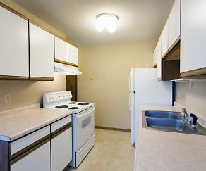 Kitchen, Evergreen East