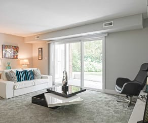 Living Room, The Edge At Greentree