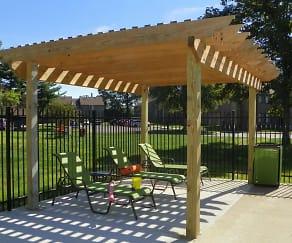 Patio / Deck, Woods of Castleton
