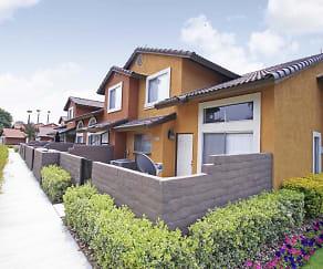 Building, Country Club Villas & Terrace