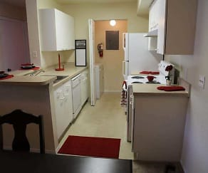 Kitchen, Seminole Ridge