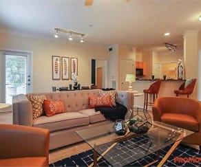 Living Room, Villas at South Point