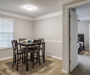 Dining Room, Crestmont At Thornblade