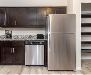 Kitchen, Element Hoover