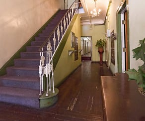 Foyer, Entryway, St. Andrews Manor