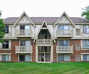 Building, Fox Pointe Apartments