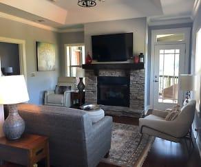 Living Room, 1 Kenilworth Knoll, Unit 413