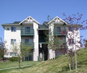 Building, Aspen Village