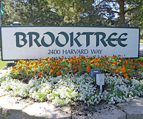 Community Signage, Brooktree