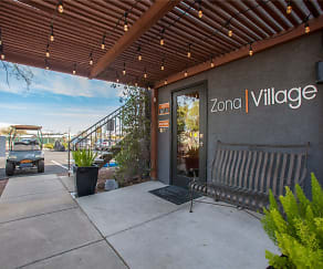 Leasing Office, Zona Village at Pima Foothills
