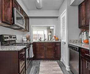 Kitchen View - Jamestown - Recently Renovated, Jamestown At St Matthews