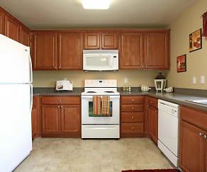Kitchen, La Terraza