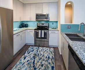 Kitchen, Portofino Place by Cortland
