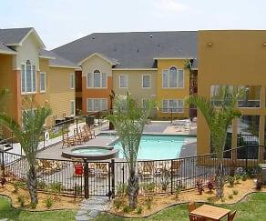 Stonewood Apartments, San Juan, TX