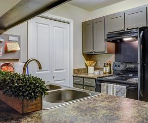 Kitchen, Azure Cove