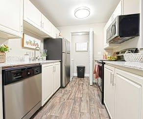 Kitchen, Campbell Run