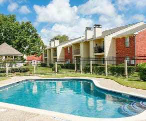 Pool, Willow Tree