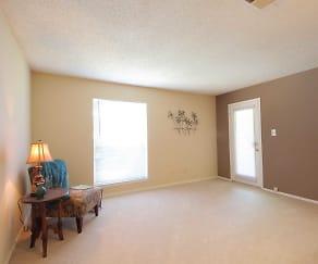 Living Room, The Logan
