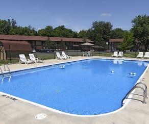 Pool, Timber Edge Estates