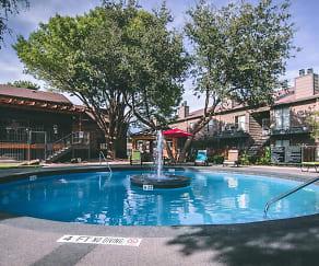 Pool, Bentwood