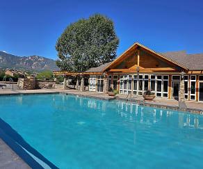 Pool, Broadmoor Ridge