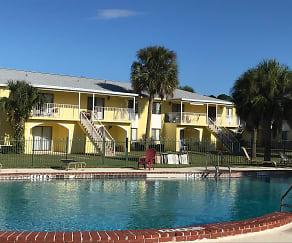 Pool, Paradise Cay