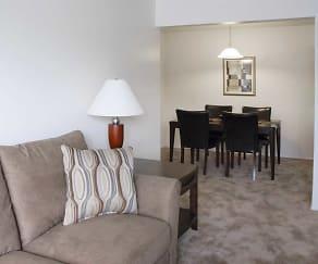 Interior-Living Room, Maplebrook Village