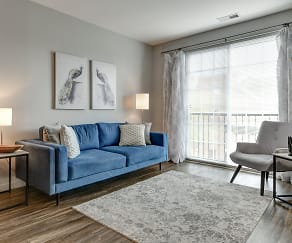Living Room, Broadway Station