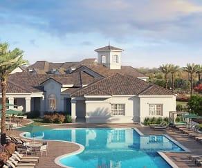 Pool, Magnolia Estates