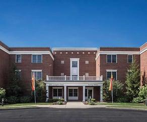 Building, Livingston Park Apartments