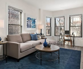 Living Room, 515 W. Briar