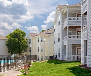 Building, River Haven Apartments
