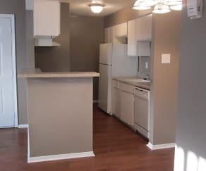 Kitchen, Hemingway House Apts