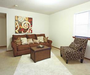 Living Room, Lakeside Village I/II
