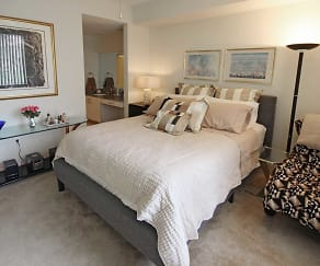 Bedroom, The Enclave At Delray Beach