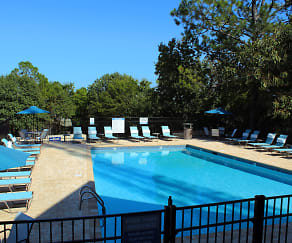Pool, The VUE at Crestwood Apartments