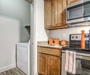 Kitchen, Oakview Apartments
