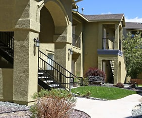Building, Parkway Terraces