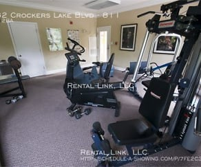 Fitness Weight Room, 4032 Crockers Lake Blvd - 811
