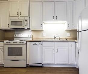 Kitchen, Lincoln Center Senior Apartments