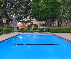 Pool, The Timbers Apartment Homes
