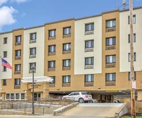 Building, William Winpisinger Apartment