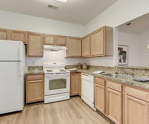 Kitchen, Lee Trace