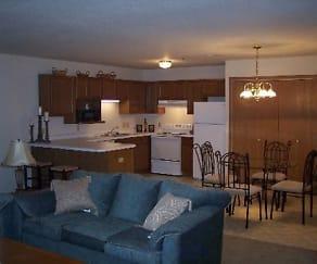 Kitchen, Brookfield Creeks- An Adult Community