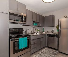 Kitchen, Madison Flats