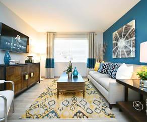 Bedroom, The Overton Brentwood