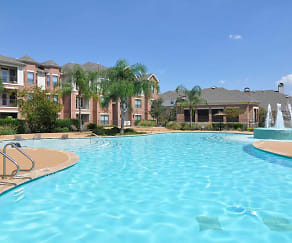 Exterior-Pool, The Fountains at Almeda