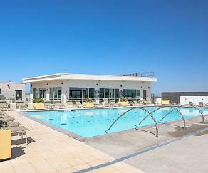 Pool, Fusion Apartments