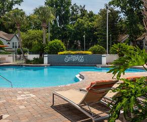 Pool, Spyglass Apartments