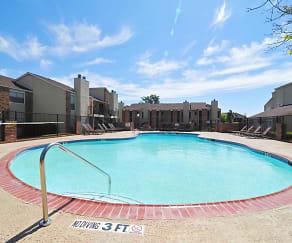 Pool, Fountaingate Apartments